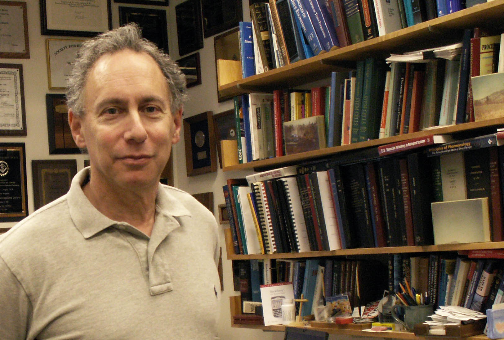 Robert S. Langer – MIT Chemical Engineering