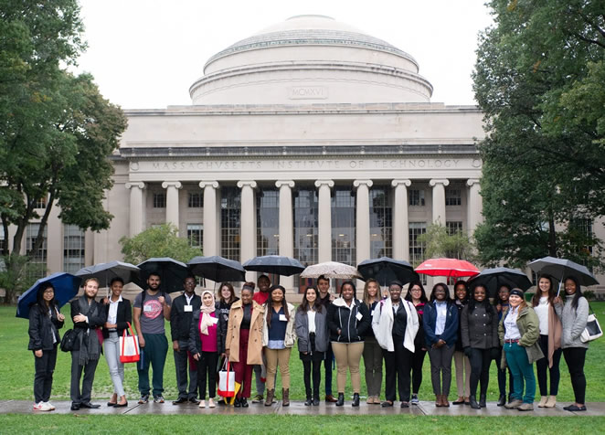 MIT ACCESS Program: Opening doors and promoting diversity in science & engineering