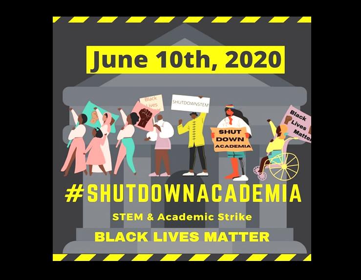 #ShutDownAcademia #ShutDownSTEM