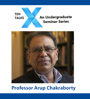 Ten Talks – Undergraduate Seminar Series: Understanding and Harnessing the Immune System for Better Vaccines